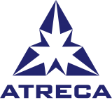 Atreca logo no background